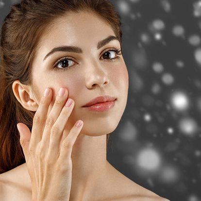 Zimní kosmetický balíček s laserovou gelovou maskou