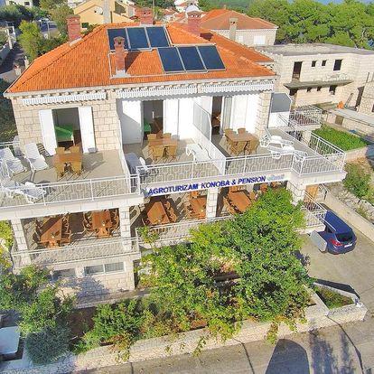 Chorvatsko - Jižní Dalmácie: Pension Lovrić