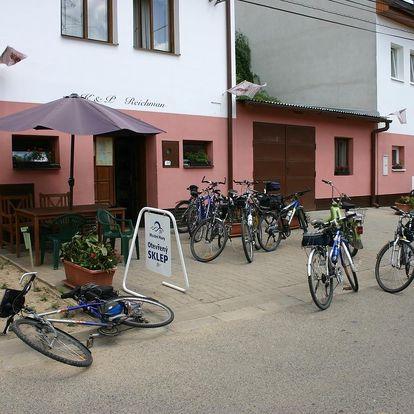 Jižní Morava: Apartmány nad sklepem