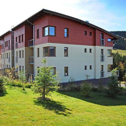 Krušné hory: Apartmány Klínovec
