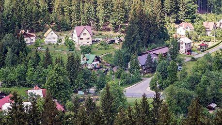 Celoroční ubytování v obci Horní Bečva v krásném prostředí Moravskoslezských Beskyd
