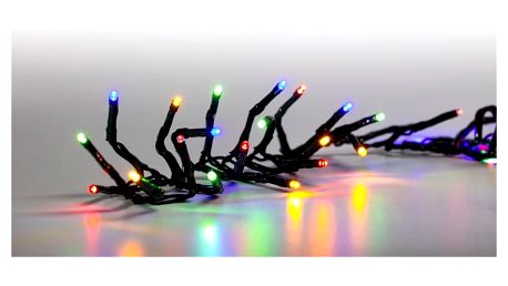 Marimex | Světelný řetěz 200 LED - barevná | 18000071