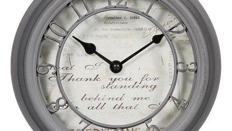 Atmosphera Nástěnné hodiny v obývacím pokoji, Nástěnné hodiny, Průměr 22 cm