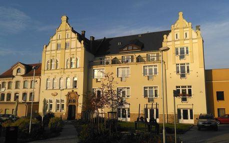 Děčín: Czech Switzerland Castle Apartments