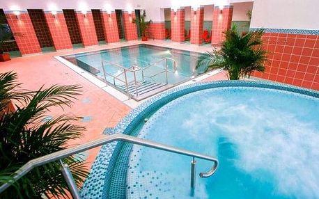 Seniorský pobyt v Turčianských Teplicích v Hotelu Rezident *** s procedurami