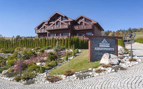 Apartments Mountain Resort poblíž Stezky korunami stromů Slovensko
