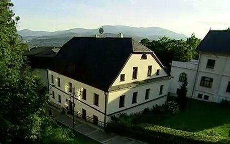 Lázně Jeseník: Apartmá v domě Vincenze Priessnitze