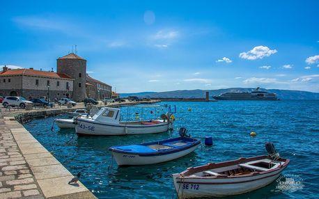 Chorvatsko - Severní Dalmácie: Apartment Skale
