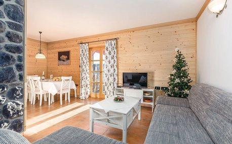 Chorvatsko - Kvarner: Apartment Vila Lokve