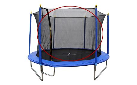 Marimex | Náhradní ochranná síť pro trampolínu Marimex Smart 305 cm | 19000676