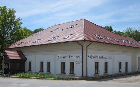 Česká Kanada - Český Rudolec: Zámecký Penzion