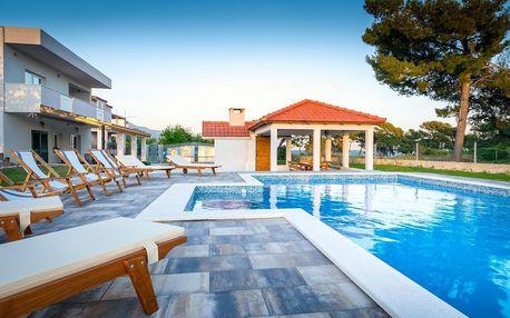 Chorvatsko - Jižní Dalmácie: Villa Apartments Marko & Šimun