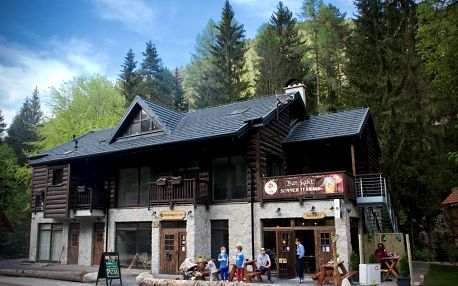 Nízké Tatry: The Dragon's Lair Chalet