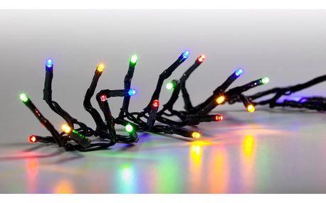 Marimex   Světelný řetěz 200 LED - barevná   18000071