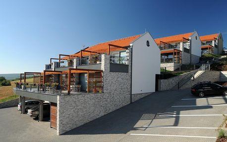 Pavlov: Pálavské Apartmány nedaleko vodní nádrže Nové Mlýny