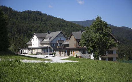 Slovinsko: Apartmány Breza&Tisa