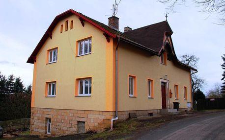 České Švýcarsko: Apartmány Petra