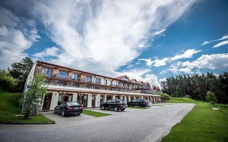 Rezidence Club Canada u přehrady Lipno