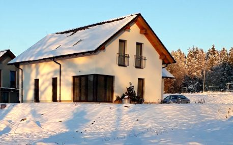 Apartmány U Šafářů u přehrady Lipno