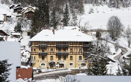 Rakousko - Stuhleck: Hirschenhof