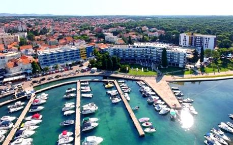 Hotel Kornati, Chorvatsko, Severní Dalmácie, Biograd na Moru