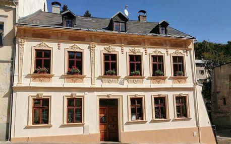 Lázeňské město Jáchymov: Apartmán Jáchymov Klínovec