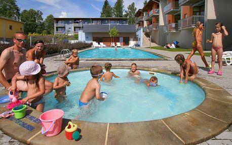 Apartmány Doky Holiday u přehrady Lipno