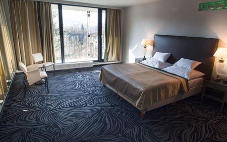 Carlsbad Inn**** u Karlových Varů s privátním wellness a procedurou