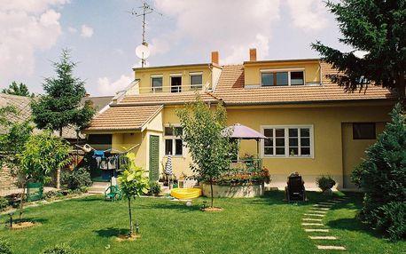 Slovensko, Komárno: Apartmán Silvia