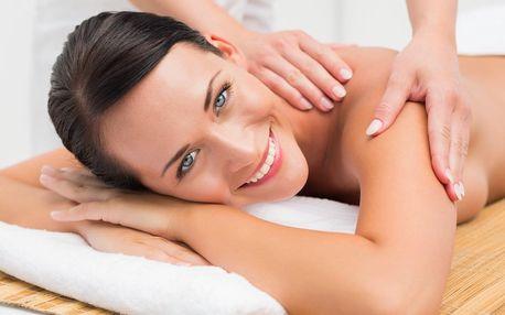 80min. božský relax: masáž i maska na obličej