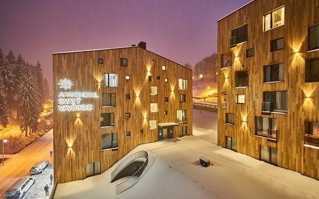 Designový wellness resort v Peci pod Sněžkou
