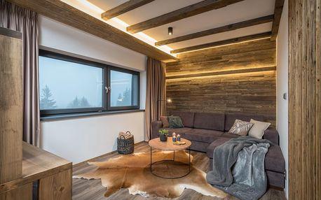 Areál Královka - Moderní ubytování v srdci Jizerských hor