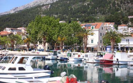 Chorvatsko - Baška Voda: Pension Palac