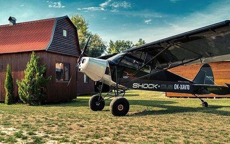 Pilotem bush-flyingového letadla na zkoušku