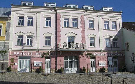 Kašperské Hory: Apartmány na Šumavě