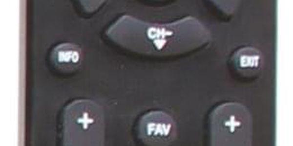 Maxxo Mini TV HD - T2 HEVC/H.265 přenosný televizor5