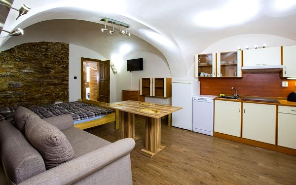 Apartmán s 1 ložnicí2