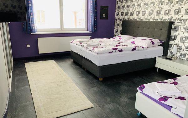 Dvoulůžkový pokoj typu Deluxe s manželskou postelí pro kuřáky3