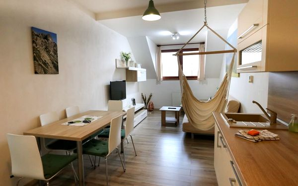 Standardní apartmán4