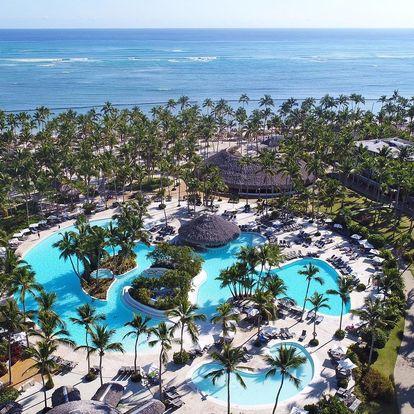 Dominikánská republika - Punta Cana letecky na 11 dnů, all inclusive