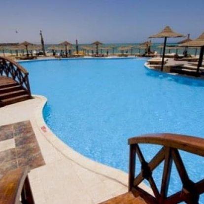 Egypt - Hurghada na 8 dní, all inclusive s dopravou letecky z Brna nebo letecky z Prahy, Hurghada