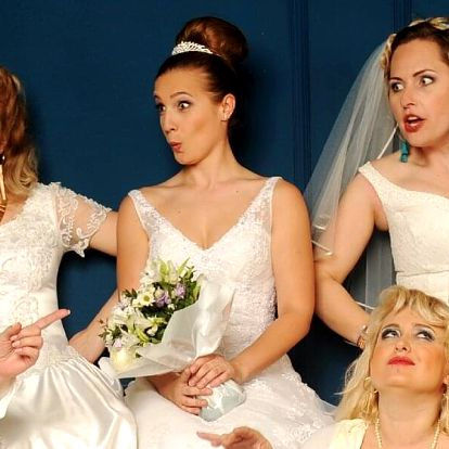 Vstupenka na představení: Vzpoura nevěst