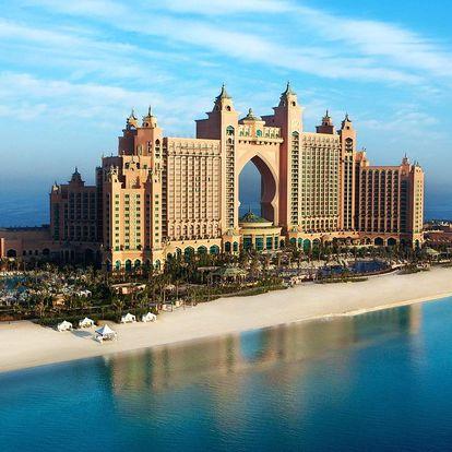 Spojené arabské emiráty - Dubaj letecky na 8 dnů, polopenze