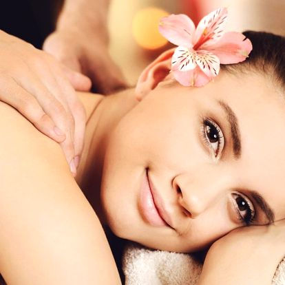 Hodinová masáž dle výběru z 5 druhů