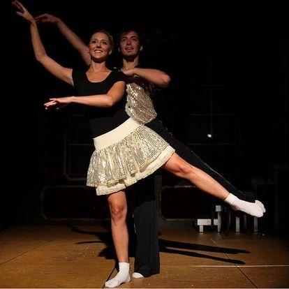 "Tančírna: hra na motivy úspěšného filmu ""Le Bal"""