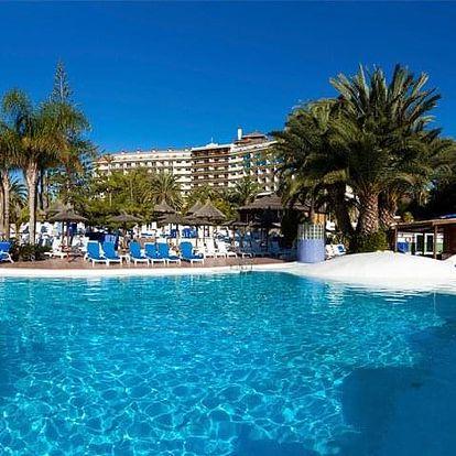 Kanárské ostrovy - Gran Canaria na 8 dní, polopenze nebo all inclusive s dopravou letecky z Prahy, Gran Canaria