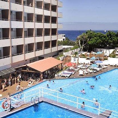 Kanárské ostrovy - Tenerife na 11 až 12 dní, all inclusive nebo snídaně s dopravou letecky z Prahy, Tenerife