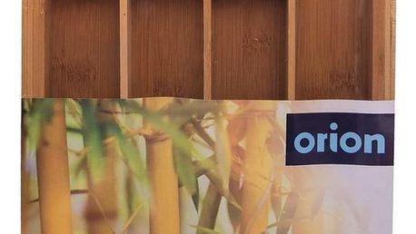 Orion Bambusový rozkládací příborník