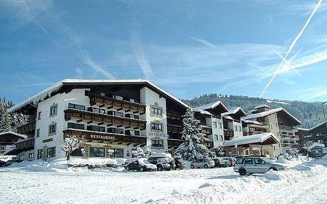 Rakousko - Kitzbühel / Mittersill na 4 až 5 dní, polopenze, Kitzbühel / Mittersill