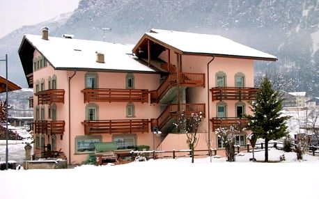 Itálie - Val di Fiemme/Obereggen na 4 až 8 dní, polopenze, Val di Fiemme/Obereggen